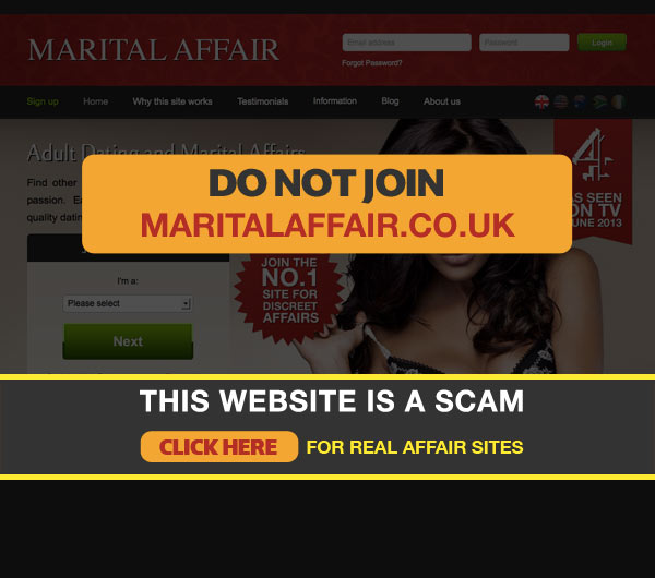 affair dating site uk Out in 1 click join london's no-nonsense dating site for free today however, we will probably be expanding out to other areas of the uk soon if you are.
